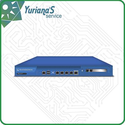 Central IP Sangoma - PBXact UC 300 - Yuriana Store